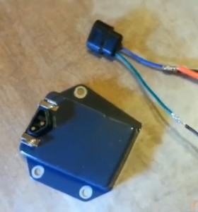 How to build a Dodge Jeep external voltage regulator 2