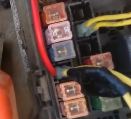 Step by Step How To Make a External Voltage Regulator to bypass a Dodge Jeep computer ECM and Save how to build a external voltage regulator for dodge, jeep external voltage regulator wiring diagram dodge at nearapp.co