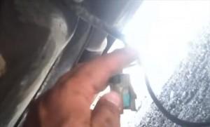 pressure regulator on a 2003 Dodge Neon