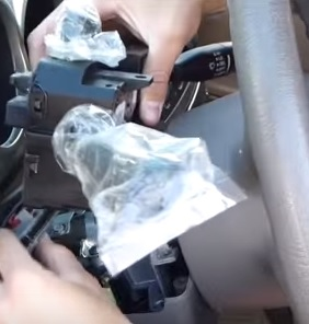 Dodge Neon  Light switch replacement install