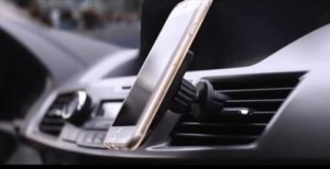 Best Cell Phone Vent Mounted Holder for a Car or Truck