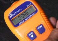 Review Actron CP9125 PocketScan Code Reader OBD2 Tool