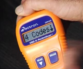 Review Actron CP9125 PocketScan Code Reader