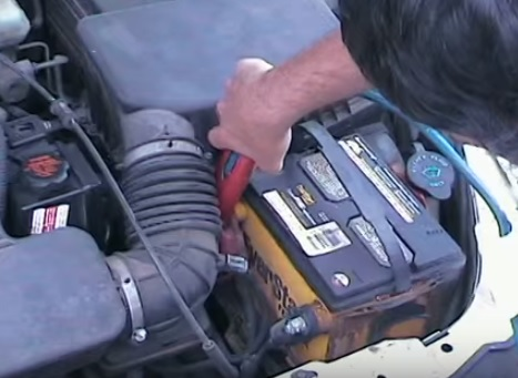 Step By Step How To Use Jumper Cables With Pictures