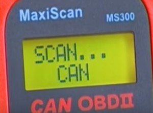 Review Autel MaxiScan MS300 CAN Diagnostic Scan Tool