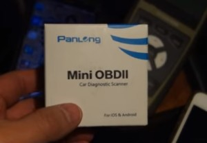 Review Panlong WiFi OBD2 for Android iOS (iPhone iPad)