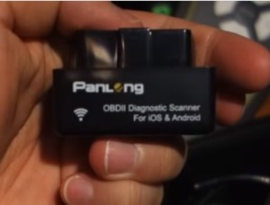 Review Panlong WiFi OBD2 for iOS Devices