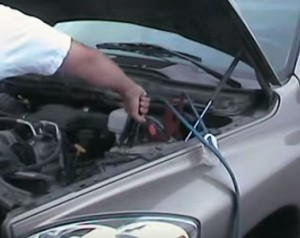 Step by step How To Use Jumper Cables