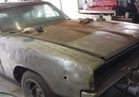 1968 Dodge Charger Restoration on the Cheap 4