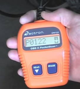 Easy to Use OB2 Code Reader for the Beginner