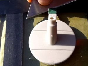 Repair a Windshield Chip or Crack on any Car or Truck SUV Resin Razor