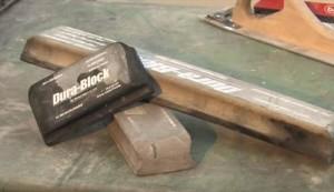 Types of Auto Body Sanding Blocks