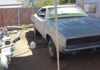 1968 Dodge Charger Restoration on the Cheap #5
