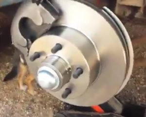 eBay Mopar Disk Brake Conversion Kit Review