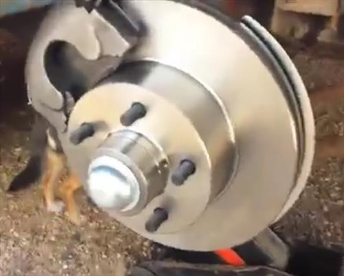 eBay Mopar Disk Brake Conversion Kit Review Overview