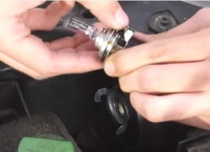How To Replace the Headlight Bulbs on a 2004 Volkswagen Passat
