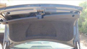 Repair 2003 Passat Trunk Latch that Will Not Close