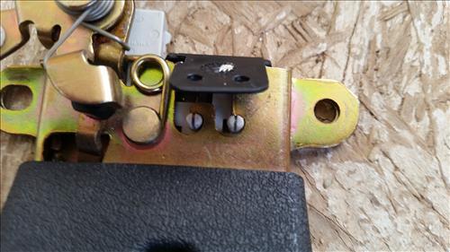 Vw Trunk Latch Repair 2002