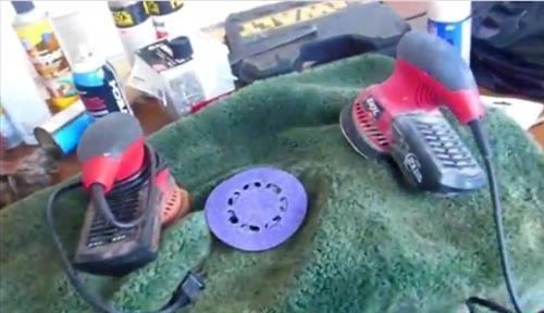 What Is A Good Electric Orbital Sander For Auto Body Work