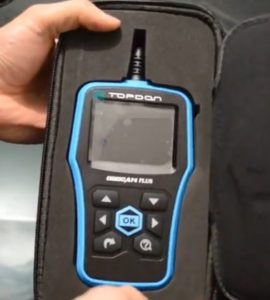 Review Topdon Professional Universal OBD2 Diagnostic Tool Scanner