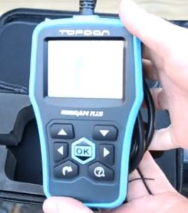 Review Topdon Professional Universal OBD2 Scanner Overview