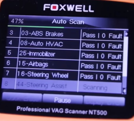 What is The Best VAG-COM VCDS OBD II Scan Tool Foxwell 2