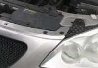 How To Replace the Headlight Bulb on 2005–2010 Pontiac G6 Pic 1