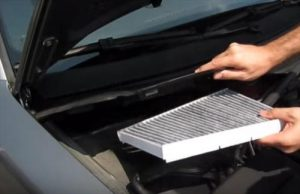 How To Replace the Air Conditioner Filter on a 2001-2005 Passat Step 5