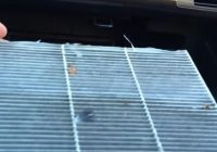 How to Replace Cabin Air Filter 2013 Honda Accord