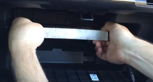 How To Replace Cabin Air Filter 2013 Honda Accord Step 5