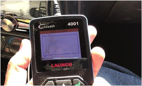 Review Launch CReader 4001 Diagnostic OBD2 Scan Tool 12
