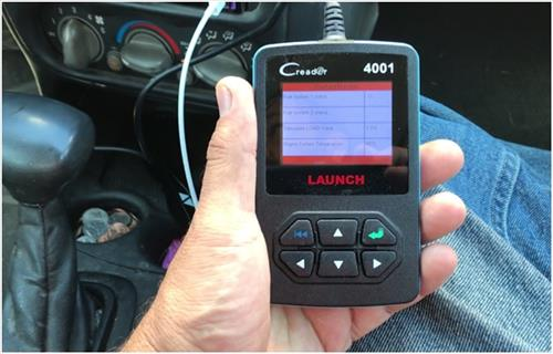 Review Launch CReader 4001 Diagnostic OBD2 Scan Tool 13