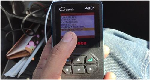 Review Launch CReader 4001 Diagnostic OBD2 Scan Tool 14