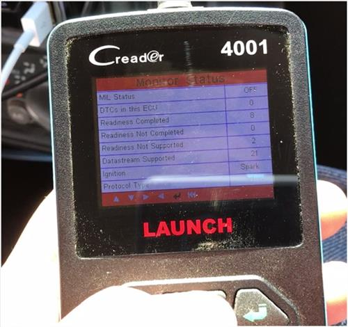 Review Launch CReader 4001 Diagnostic OBD2 Scan Tool 6