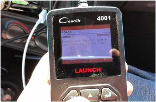 Review Launch CReader 4001 Diagnostic OBD2 Scan Tool 7