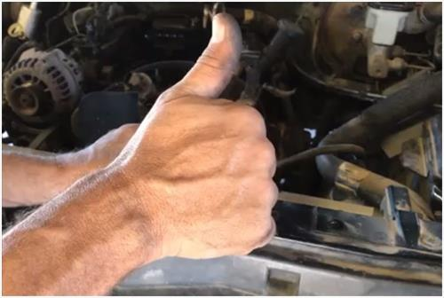 How To Remove a GM or Chevy Power Steering Pump Pulley 7