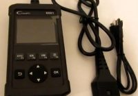 Review Launch 6001 OBDII Code Reader Overview