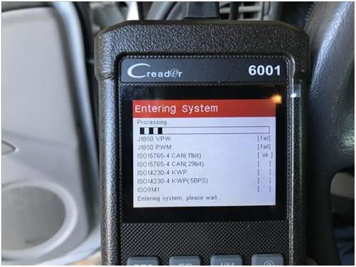 Review Launch 6001 OBDII Code Reader with O2 Sensor Test Brian Review 12