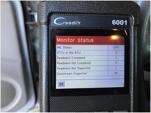 Review Launch 6001 OBDII Code Reader with O2 Sensor Test Brian Review 13