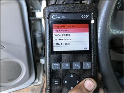 Review Launch 6001 OBDII Code Reader with O2 Sensor Test Brian Review 14
