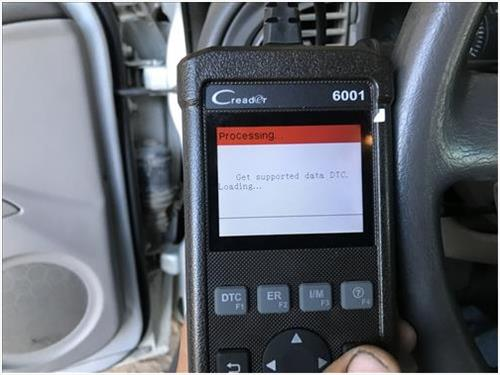 Review Launch 6001 OBDII Code Reader with O2 Sensor Test Brian Review 15