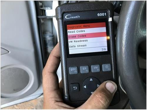 Review Launch 6001 OBDII Code Reader with O2 Sensor Test Brian Review 17