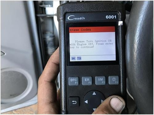 Review Launch 6001 OBDII Code Reader with O2 Sensor Test Brian Review 20