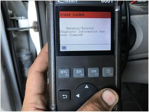 Review Launch 6001 OBDII Code Reader with O2 Sensor Test Brian Review 22