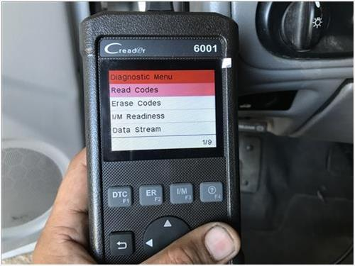 Review Launch 6001 OBDII Code Reader with O2 Sensor Test Brian Review 23