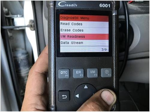 Review Launch 6001 OBDII Code Reader with O2 Sensor Test Brian Review 24