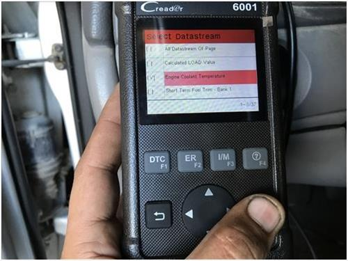 Review Launch 6001 OBDII Code Reader with O2 Sensor Test Brian Review 25