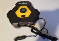 Review AUDEW 12 Volt Portable Air Compressor 150 PSI Pump