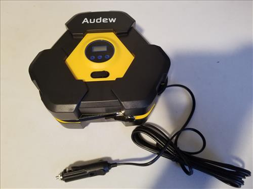 Review AUDEW 12 Volt Portable Air Compressor 150 PSI Pump
