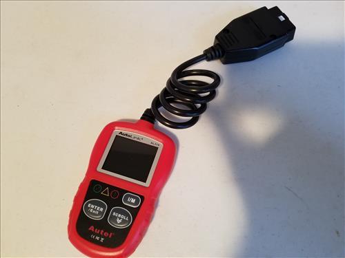Review Autel Auto Link AL319 OBD2 Scanner Alaone